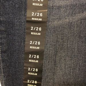 NWT Lucky brand name jeans